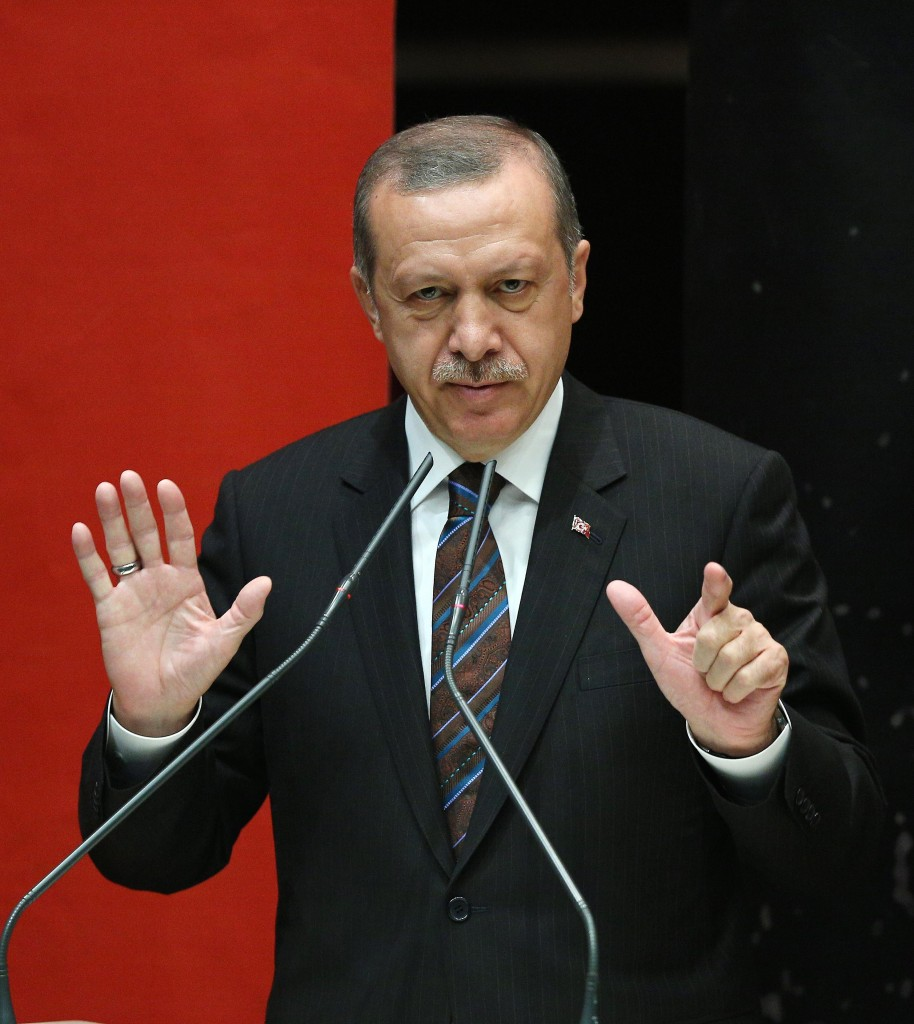 Tayyip Erdogan Il Baskanlari