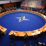 b021121ci 20th November 2002 NATO Summit Meeting in Prague, Czech Republic North Atlantic Council Meeting at the level of Heads of State and Government. North Atlantic Council Meeting with Invitees at the level of Heads of State and Government. - General View