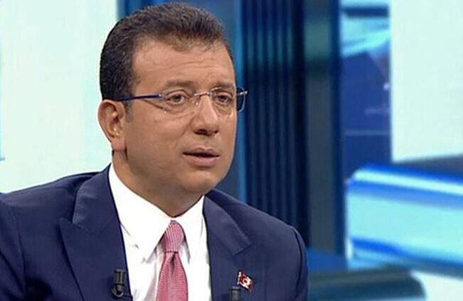 İmamoğlu'ndan Sağlık Bakanı Koca'ya Tepki!