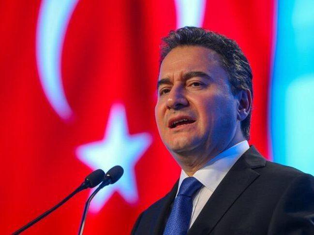 Babacan'dan Bahçeli'ye Çok Sert Eleştiri!